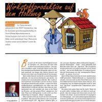 Karl Metzger, GMP Auditor, schreibt in der PharmaTEC über seine Erlebnisse beim Auditieren