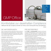 Produktblatt GMP Office