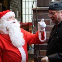 gmPlan und der Weihnachtsmann